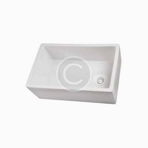 Geometry Single Bowl Sink